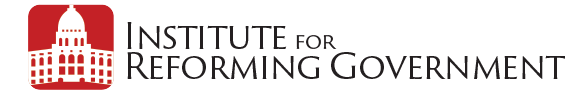 Institute for Reforming Government